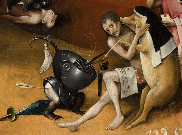 The Garden Of Earthly Delights Closed Hieronymous Bosch – ...