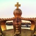 Crown on a Bridge in Stockholm, taken during CLC 2012 - Courtesy of Andreja Zevnik