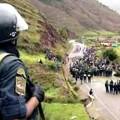 Soscial Conflict, Cusco, Peru