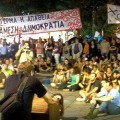 Direct Democracy, Syntagma Square