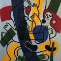 Fernand Léger 1942 Dance