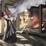 Martha Rosler: Gray-Drape