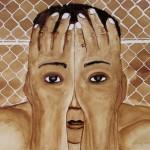 "Alwy Fadhel ""Psychosis"" | www.therefugeeartporject.com"