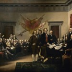 John Trumbull — Declaration Of independence