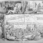 Artist RJ Hamerton (Punch 1843)