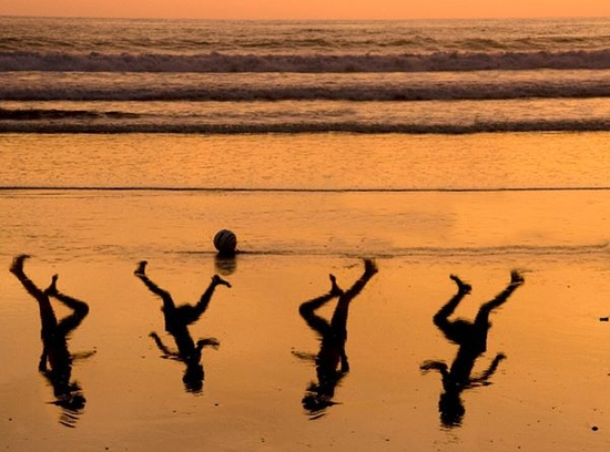 If the only deaths worth mourning are those of children, we have become complicit with the oppression that dehumanizes their communities. Image by Israeli artist Amir Schiby in tribute to four boys killed on a beach In Gaza