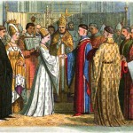 A Chronicle of England — Marriage of Henry V and Katherine of France