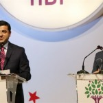 Co-leaders of the People's Democratic Party (HDP)
