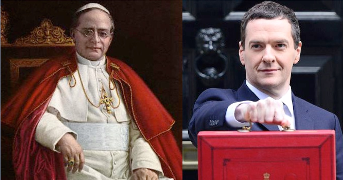 Osborne's Devolution Agenda