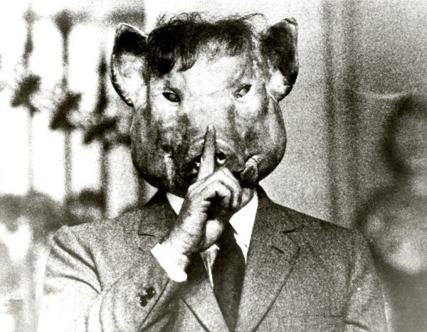 """Porcile"" (""Pigsty,"" 1969)"