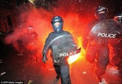 Fees Riot