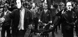 Pargue Masked Protest 68