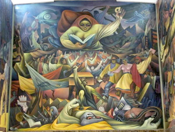 MIGUEL ALANDIA PANTOJA — reforma educativa y voto universal