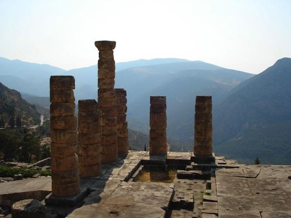Apollo at Delphi