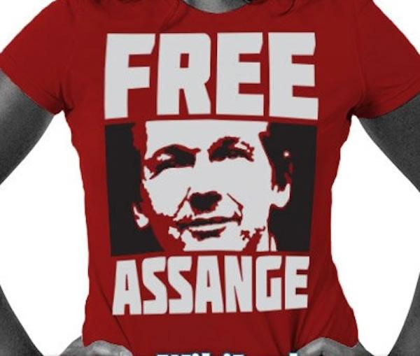 Free Assange