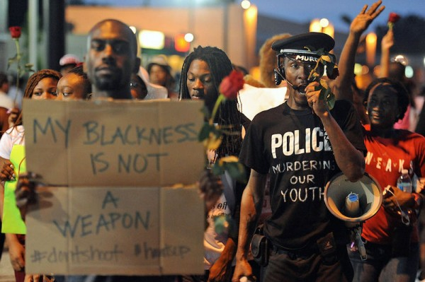 My Blackness is not a Weapon