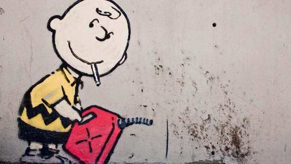 Banksy Charlie