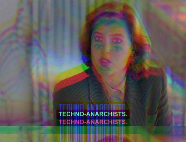 Techno-anarchism